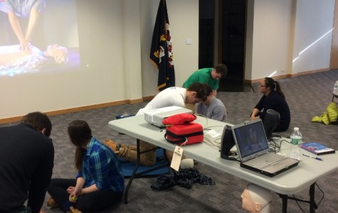 22 students become CPR certified