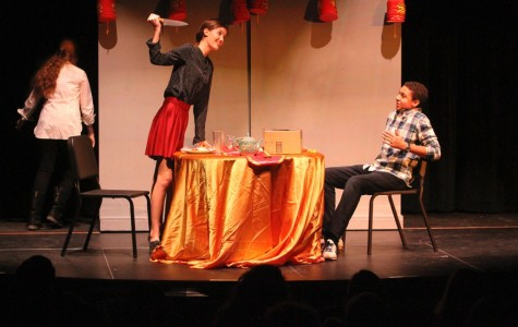 Actors wow at the Winter One-Acts