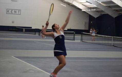 Girls tennis has decisive win over Westover