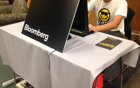 Wall Street Comes to Kent: The New Bloomberg Machine