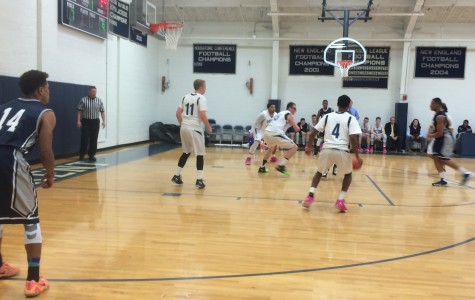 Boys basketball beats Canterbury and maintains undefeated record