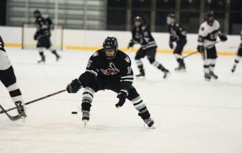 Boys Varsity Hockey Ties T-P