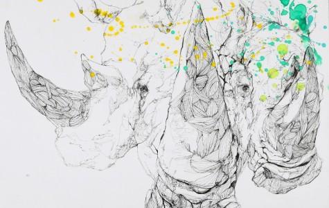 Rising Art Master: Erin Cho '18