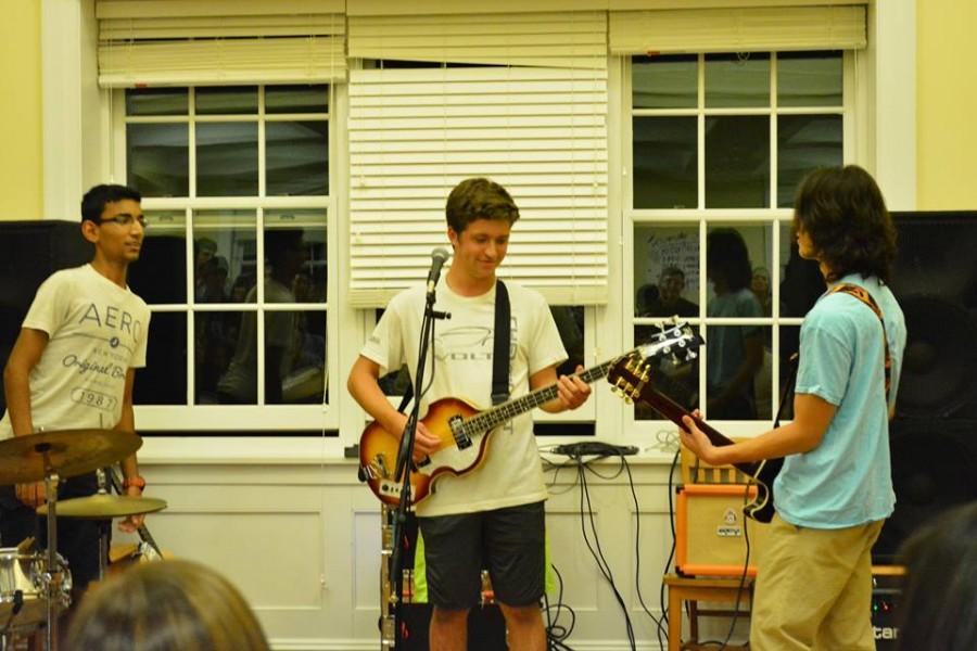 Student Band: Free Block