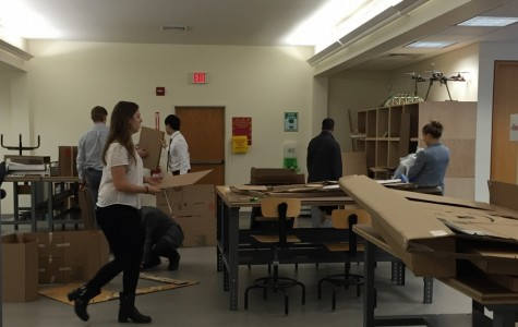 Kent School and FIRST Robotics: On the Move