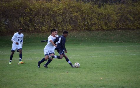 Boys Soccer Battles Hotchkiss