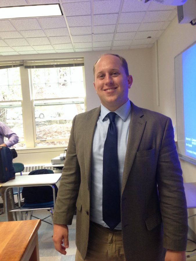 Class Profile: Capitalism with Mr. Reinhardt