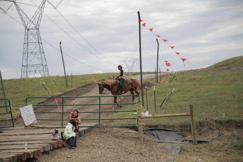 "Outside ""the bubble"": The Dakota Access Pipeline"