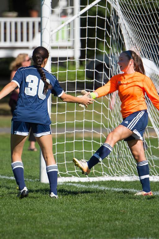 Girls Soccer beats Westover