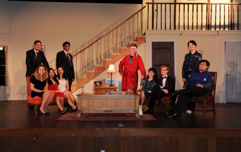 "Kent's Fall Play: Neil Simon's ""Rumors"""