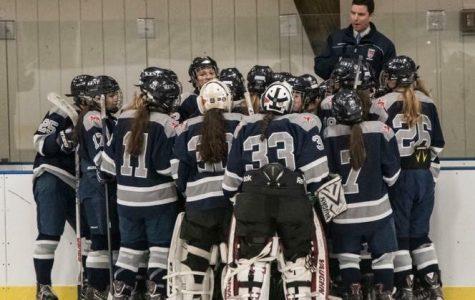 Girls Hockey Three for Three