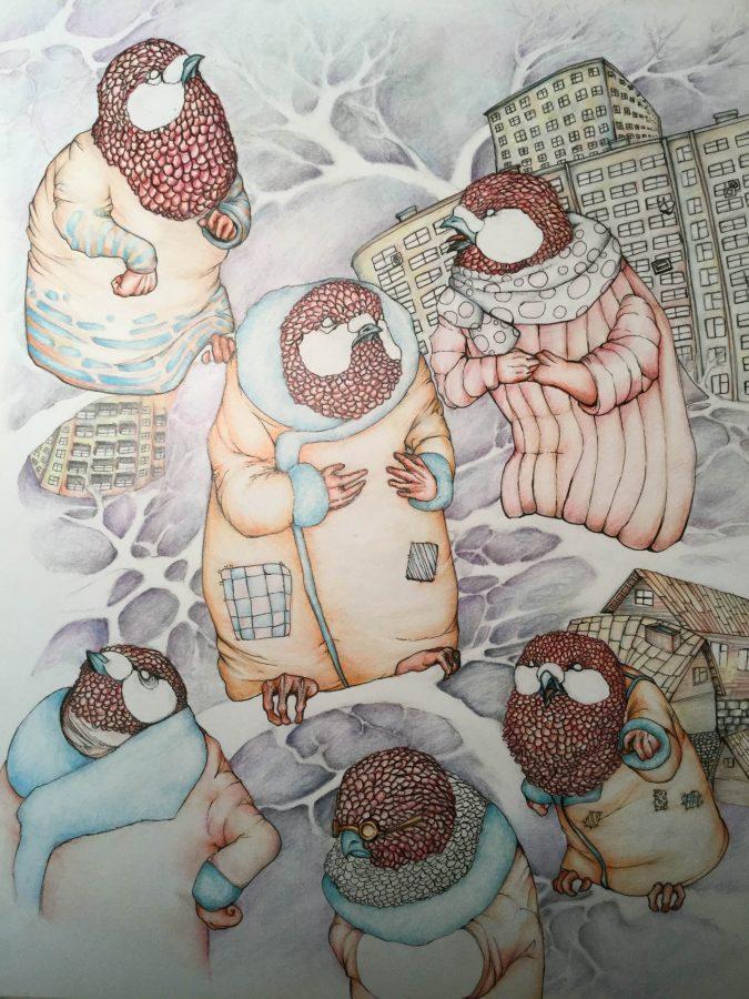 Artist Profile: Ana Tikhonova