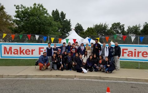 Kent Students Travel to NYC Maker Faire