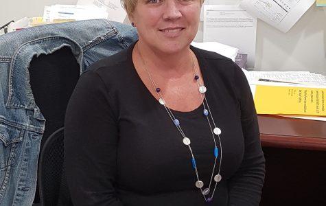 Staff Profile: Mrs. Schmidt-Sabia of the Athletics Office