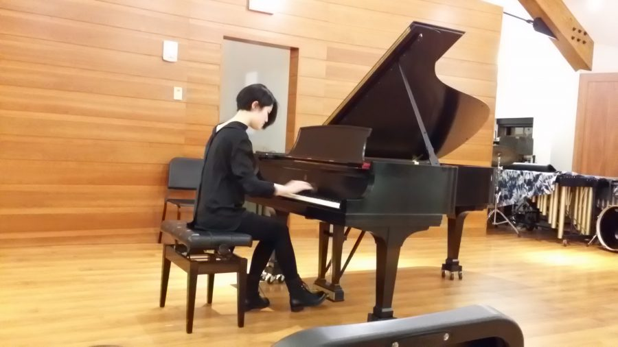 Student Piano Recital: A Feast for the Ears