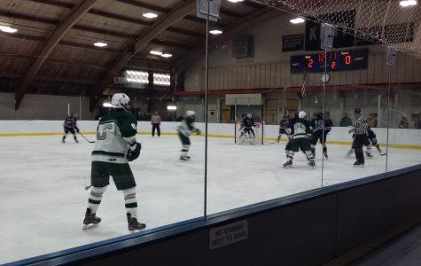 Boys Varsity Hockey: A Close Victory against Berkshire