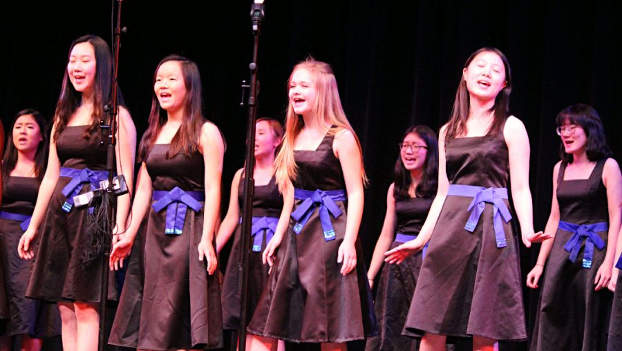 A Night of Song: the Wyvern Invitational A Cappella Festival