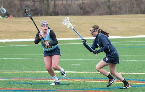 Girls Varsity Lacrosse bests Westover 18-2