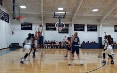 Girls Varsity Basketball: An Unfortunate Loss to Ethel Walker