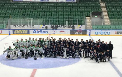 Kent Boys Varsity Hockey: A Swedish Excursion