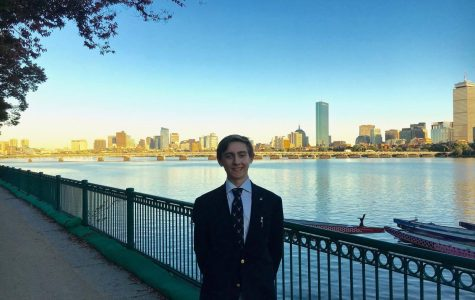 Student Profile: Lachlan Cormie '17