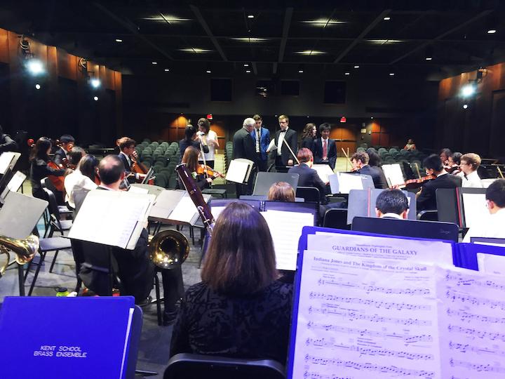 Music Profile: Kent School Orchestra
