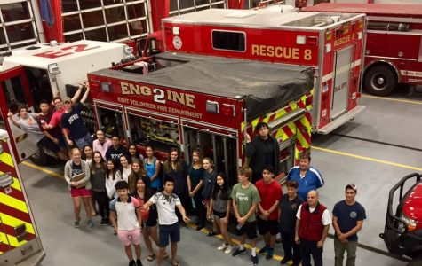 EMT Firehouse Club brings students into town life