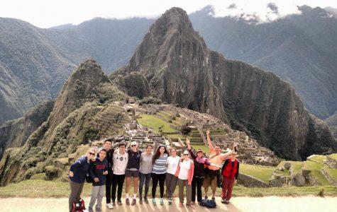 Summer service trip to Peru