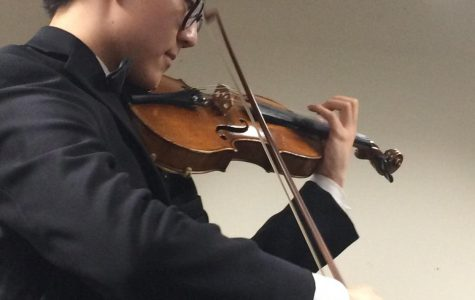 Fall Chamber Recital brings Kent musicians into town