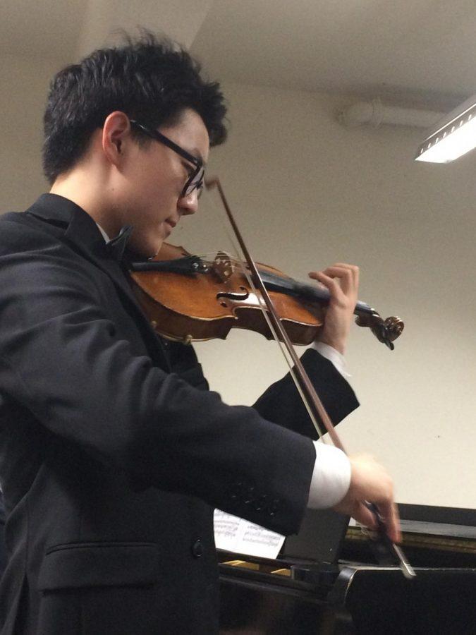 Fall Chamber Recital brings Kent musicians into town