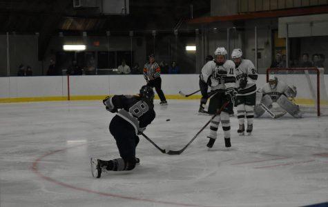 Girls hockey shuts out Berkshire
