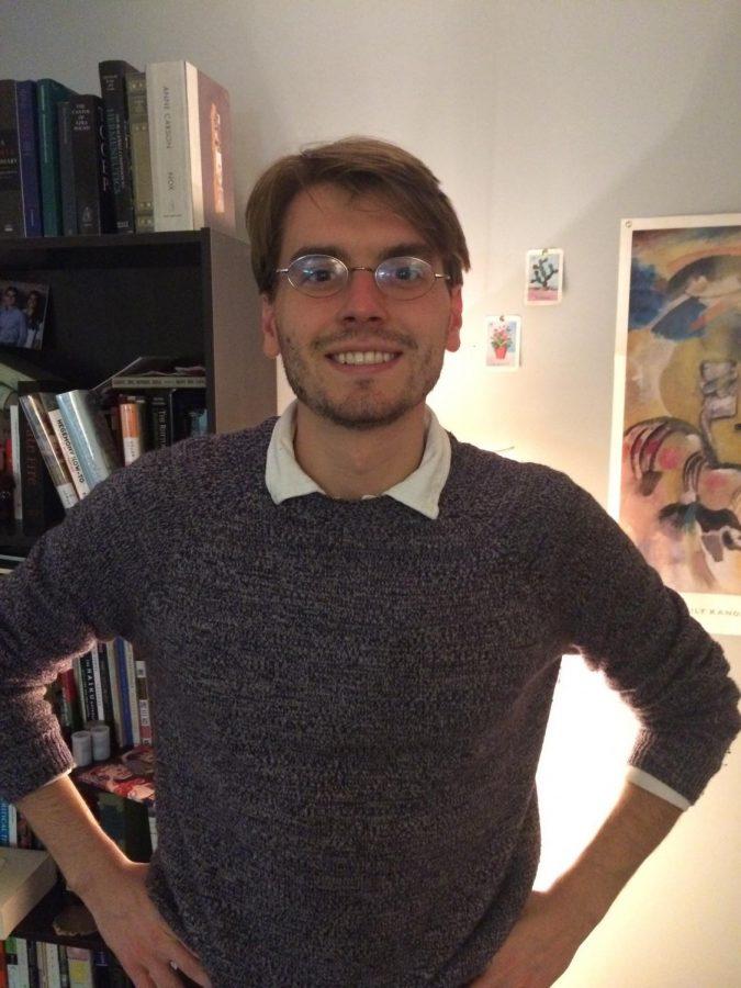 Teacher Profile: New import Mr. Hamlett