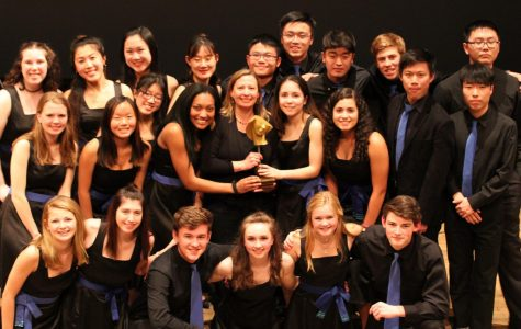 Kentettes Win A Cappella Competition