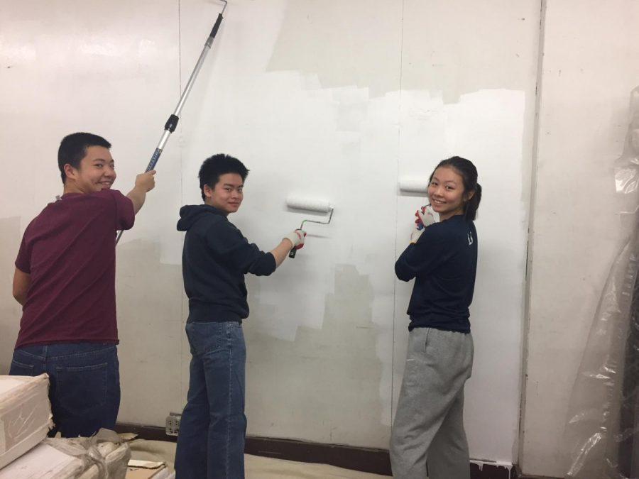 Students Spend Spring Break Giving Back