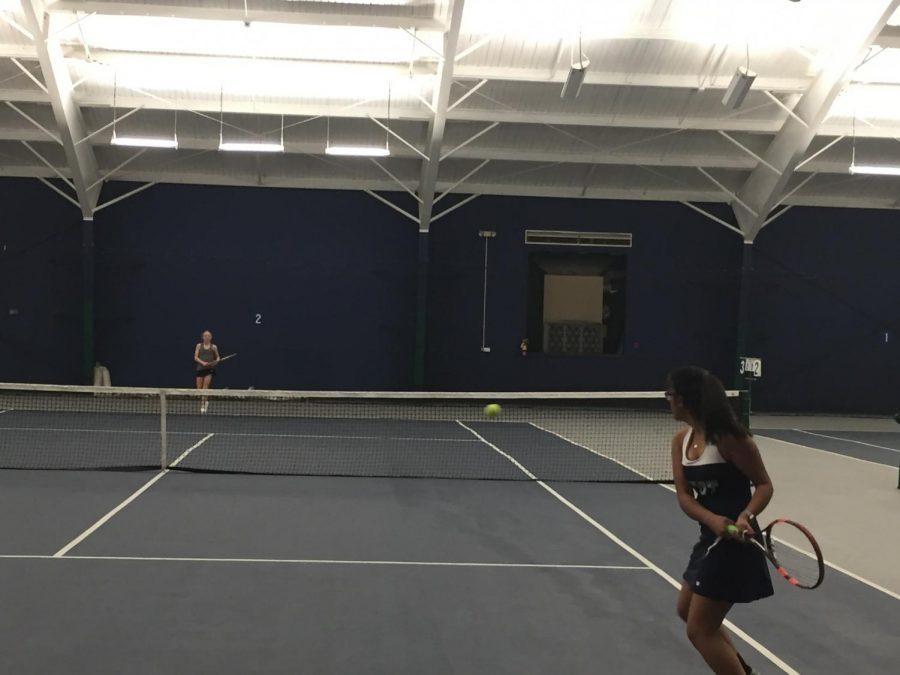 Girls Tennis Tops Porter's