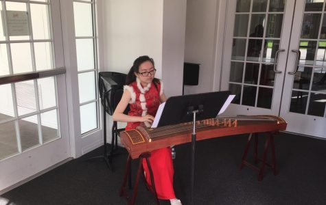 Musician Profile: Mathelide Hou '18