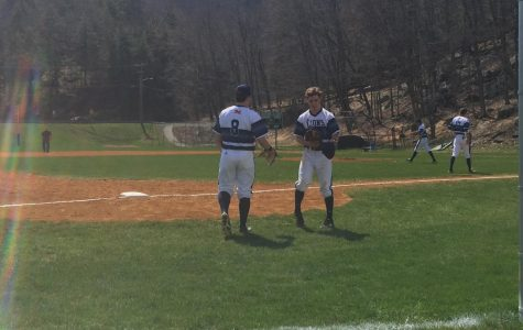 Boys baseball falls to Loomis