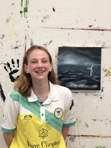 Artist Profile: Beatrice Voorhees '19