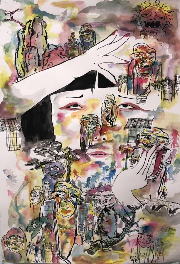 Artist Profile: Stanley Hsia '19