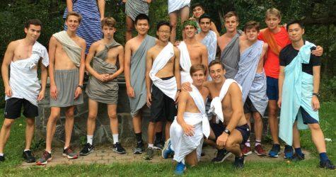 Boys cross country's trailblazing season
