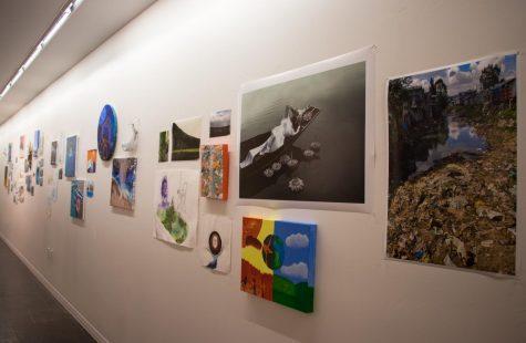 Art Exhibit Addresses Climate Change