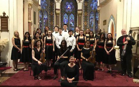 Ireland Chamber Choir Trip