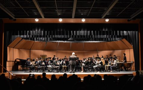 Parents Weekend Concert Brings Joy to the Crowd
