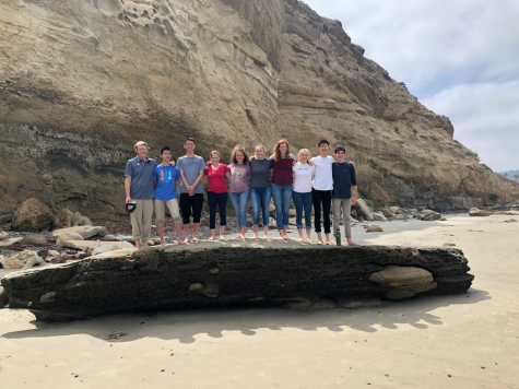 Exploring the Sea: Students Attend Scripps Marine Trip
