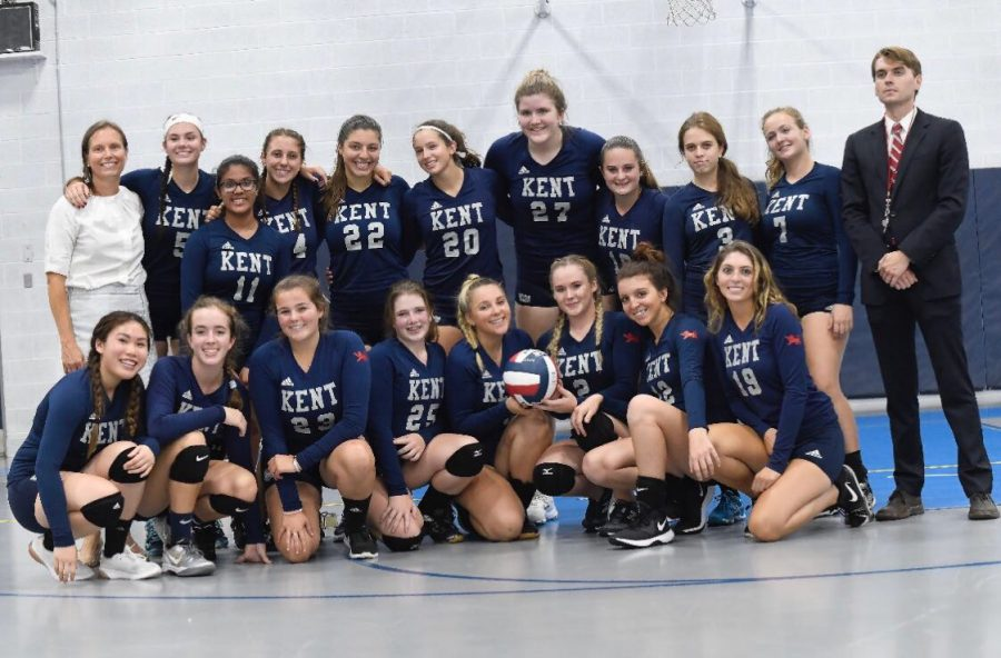Volleyball's Stellar First Season