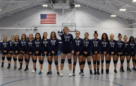 Kent Varsity Girls Volleyball: An Inaugural Season Recap