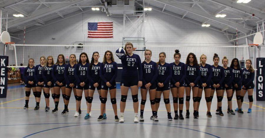 Kent+Varsity+Girls+Volleyball%3A+An+Inaugural+Season+Recap