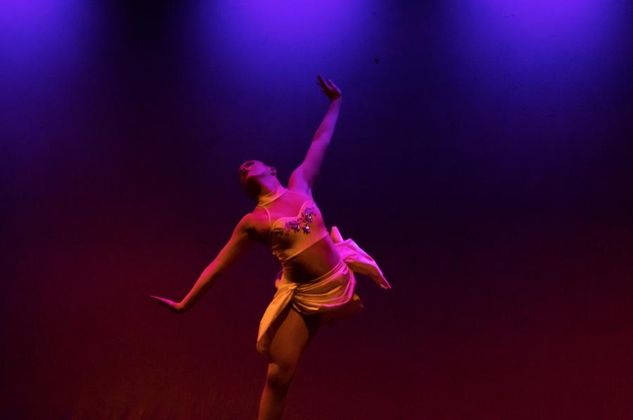 Dance Recital Blows Audience Away