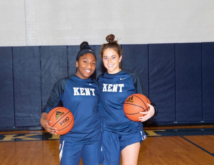 Girls Varsity Basketball Faces Off Kingswood-Oxford