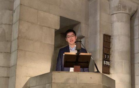 Student Profile: Jenson Choi '19